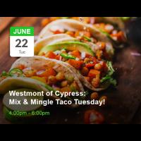 Mix & Mingle Taco Tuesday