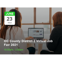 OC County District 2 Virtual Job Fair 2021