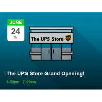 West Grove, The UPS Store Grand Opening
