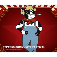 Cypress Community Festival Mixer