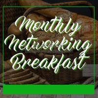 Monthly Networking Breakfast with Keynote by Kristine Wood