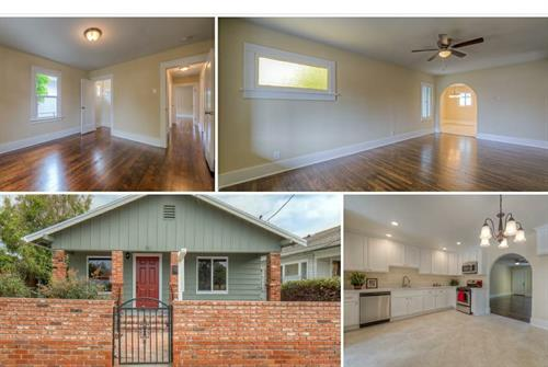 Sold ! San Pedro Bungalow Flipped Home