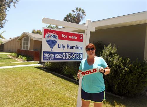 Sold! Rossmoor, CA
