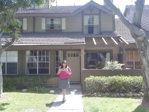 Sold Townhouse in Garden Grove