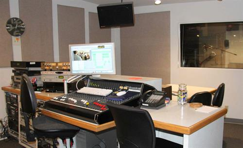 Studio A at Creative Media
