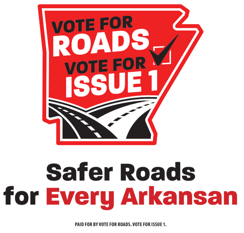 Chamber Supports Issue 1: Safer Roads for Every Arkansan