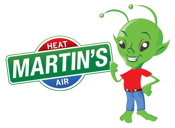Image for Ribbon Cutting for Martin's Heating & Air