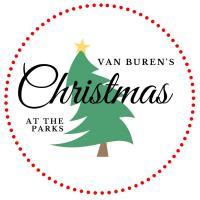 Van Buren Christmas at the Parks Light Show