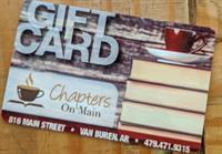 Chapters on Main - Van Buren