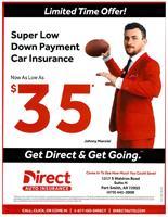 Direct Auto & Life Insurance - Van Buren