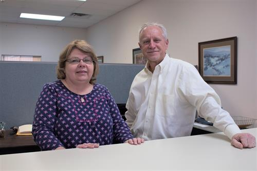Rick & Paula Caswell