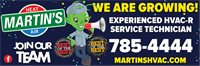 Martin's Heating & Air
