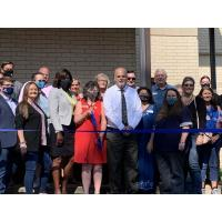 Ribbon Cutting for Crawford County Adult Education Center