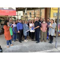 Ribbon Cutting for Attic Treasures was held on Tuesday October 19th