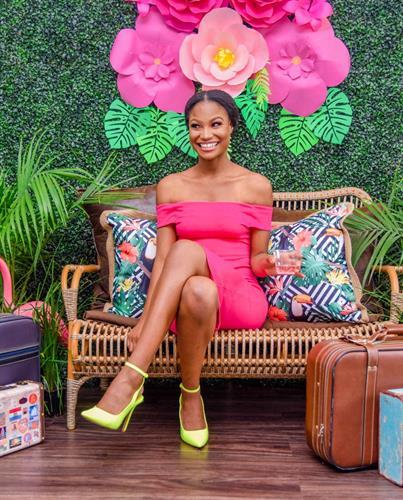 La Petite Bourgeoise D'Ayiti, LLC CEO: Xandra Ayiti, Ambassador for Haiti
