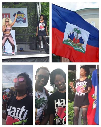 BOOK XANDRAAYITI TO REPRESENT HAITI AT YOUR FESTIVAL