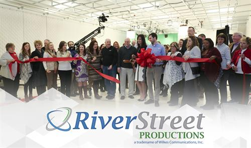 RiverStreet Productions Chamber Ribbon Cutting
