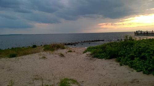 Sandy Hook Bay, Sandy Hook NJ