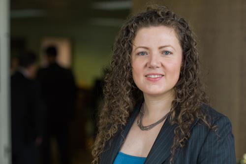 Jessica N. Mazur, Esq., Chair of the Family Law Department