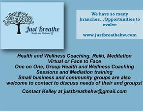 Just Breathe Health and Wellness, LLC