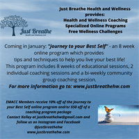 Just Breathe Health and Wellness, LLC - Bradley Beach