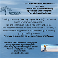 Just Breathe Health and Wellness, LLC - Bradley Beach