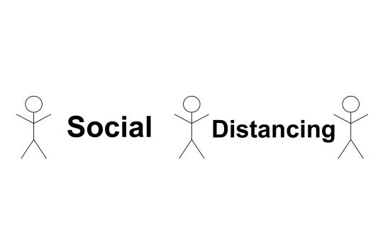Adjusting Business for Social Distancing