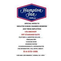Hampton Inn - DuBois