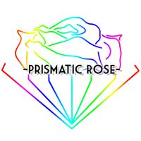 Prismatic Rose by Victoria - DuBois