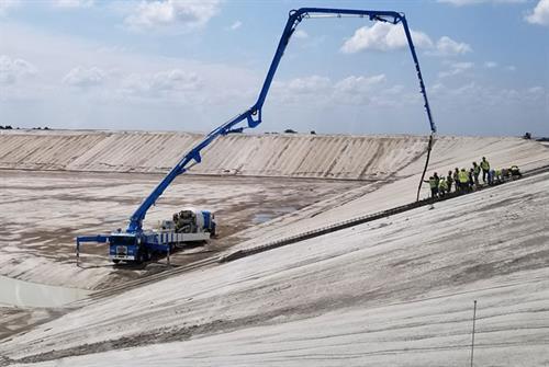 Water Balancing Reservoir