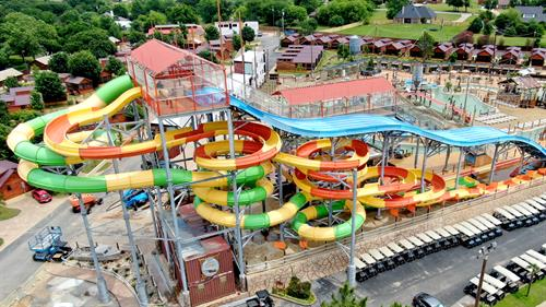 Pirates' Cove Water Park