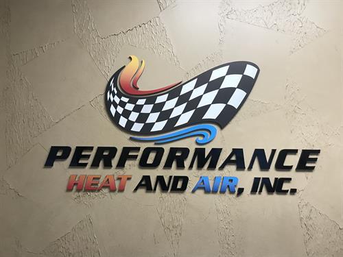 Acrylic Wall Logo