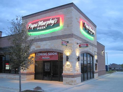Papa Murphy's Pizza 2012