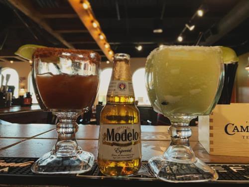 Micheladas and Beeritas