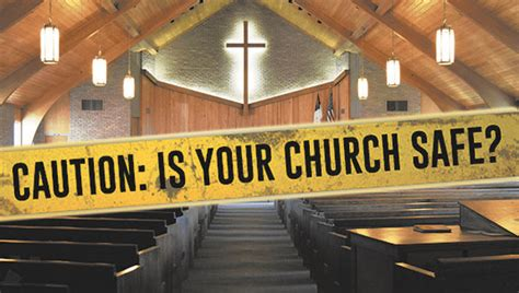 Is your church safe?