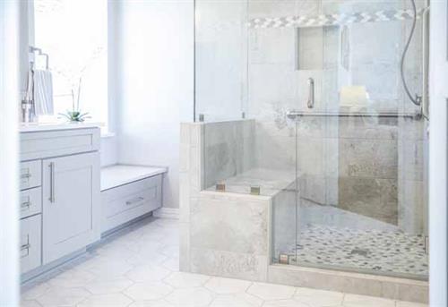 Burleson Master Bath Remodel