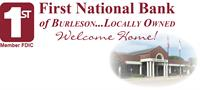 First National Bank of Burleson