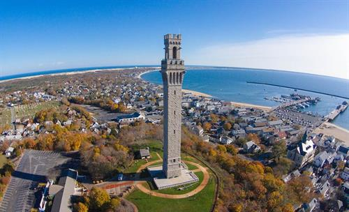 Pilgrom Monument and Provincetown Museum
