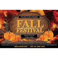 The GATE Church - Fall Festival