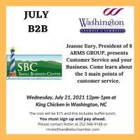 B2B - July 21st, 2021