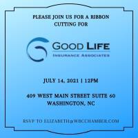 Ribbon Cutting for Goodlife Insurance