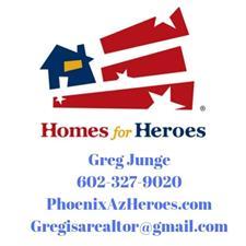 Homes For Heroes - Greg Junge