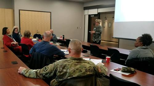 Ohio Military Ministry Training