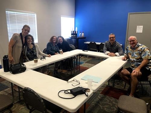 Fountain Hills Veteran-Connection Milniistry Launch