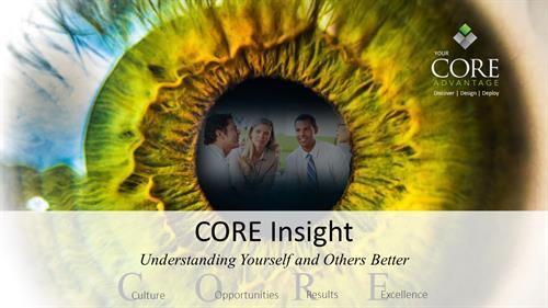 CORE Insight training