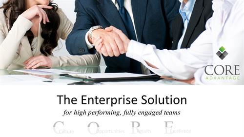 The Enterprise Solution