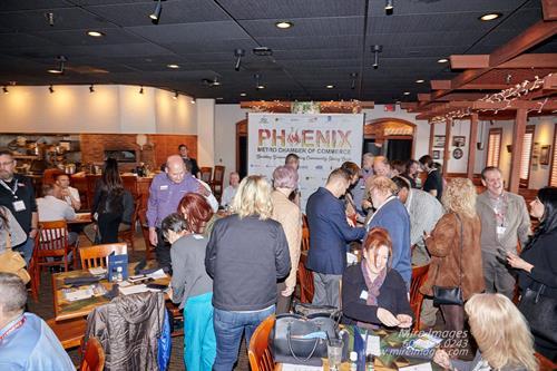 Phoenix Metro Chamber of Commerce Luncheon