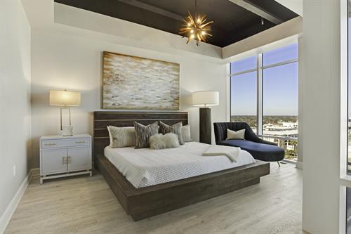 Master Bedroom, Jacksonville Beach, FL
