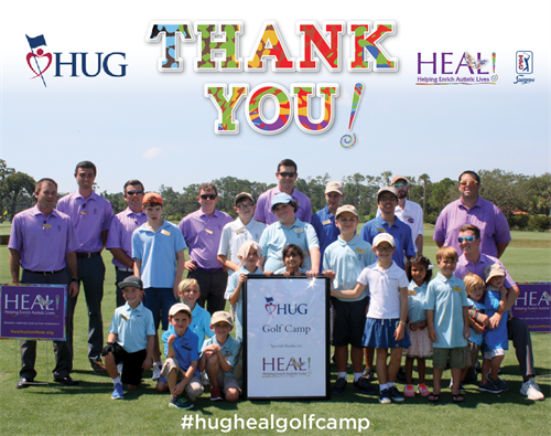 Help Us Golf/HEAL Golf Camp at TPC Sawgrass
