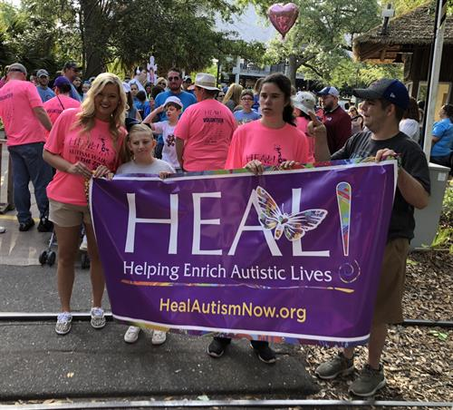 HEAL Autism Walk @ The Zoo